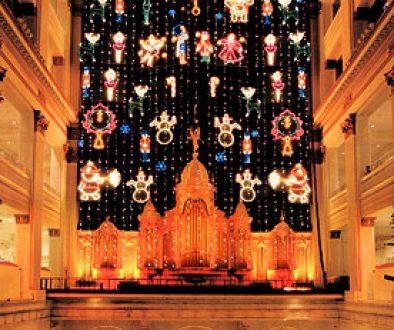Lord-&-Taylor-Christmas-Light-Show
