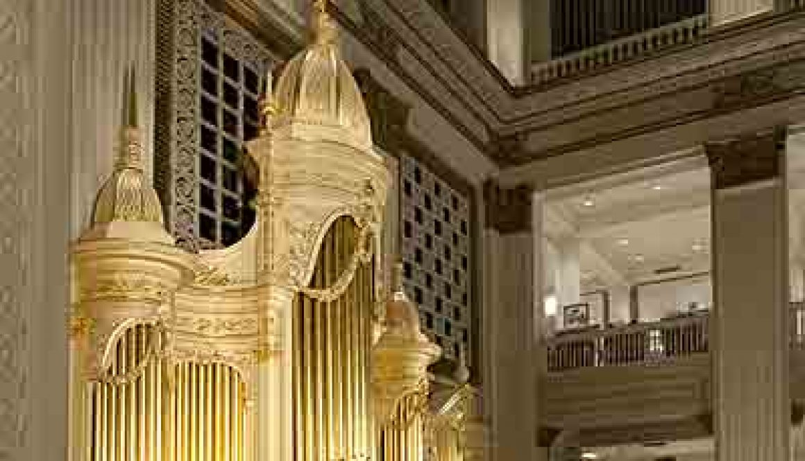 Organ case for web restored